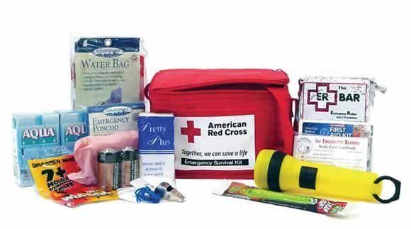 Botiquín de primeros auxilios – Siempre listo