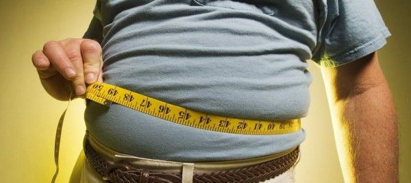 peso de acuerdo a estatura en hombres