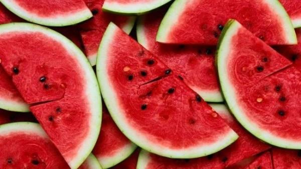 Sandia – La fruta del verano