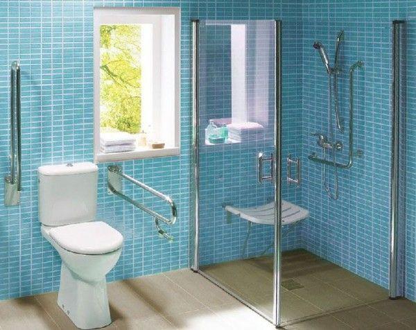 Baño Discapacitados Medidas:Baños adaptados a mayores y a discapacitados