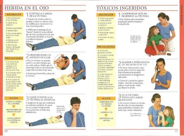 Manual de Primeros Auxilios – Importante tener uno