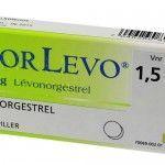 Píldora del día después Levonorgestrel