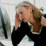 Menopausia, época de sofocos