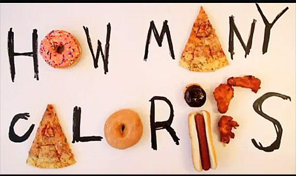 Calor as de los alimentos tabla con numerosos alimentos - Calcular calorias de los alimentos ...