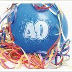 Cumplir los 40