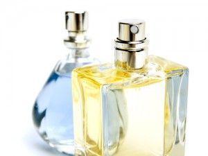 perfumes. Notas de base