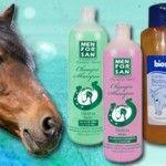 Champú de caballos a la biotina