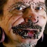 Piercing, perforaciones, tatuajes (tatoo) no son nuevos