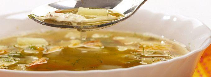 Sopa Quemagrasas en sólo 7 días