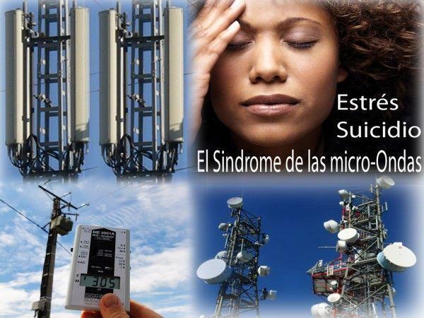 Electropolución, ionización del aire o contaminación electromagnética