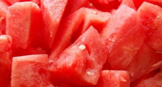 Dieta de la sandía