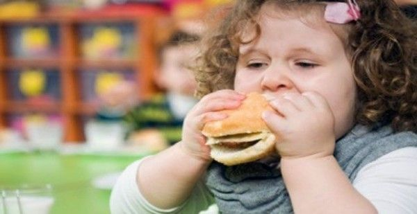 La obesidad infantil – puede iniciarse en la gestación