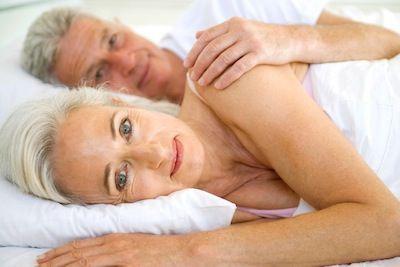 Coito doloroso en mujeres de edad avanzada