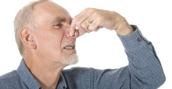 Trimetilaminuria o síndrome del olor a pescado