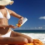 Los protectores solares y el factor de protección solar o Fps
