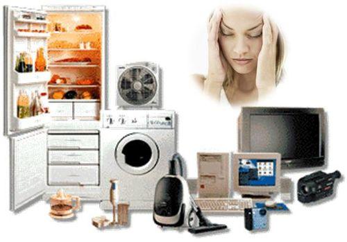 Contaminación electromagnética o Dirty Electricity