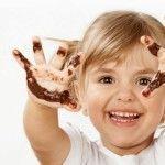 El cacao y los niños