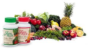 Juice Plus nutracéutico