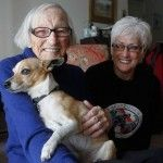 Las mascotas y los ancianos – Un beneficio mutuo