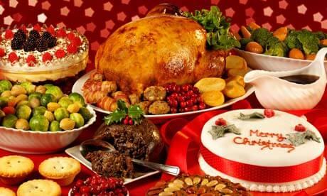 Navidad poca de atracones de comida y excesos - Comida para navidad facil ...
