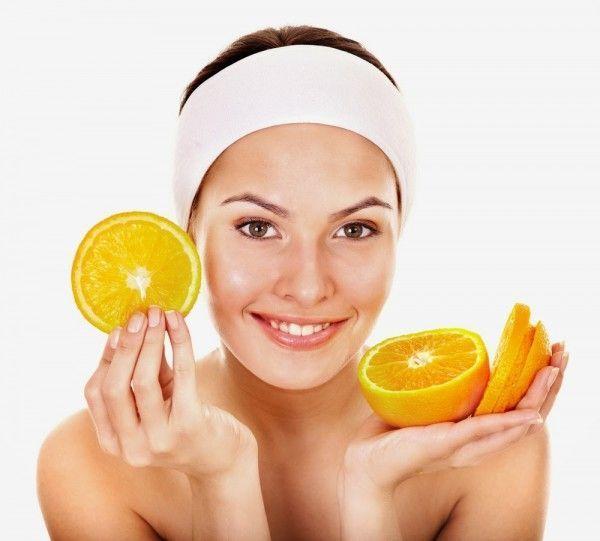 Vitaminas cosméticas para el rostro