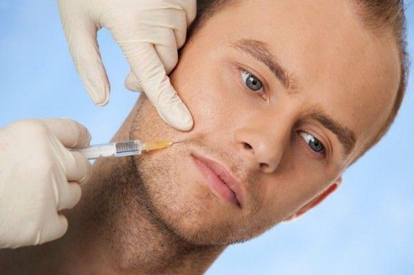 Botox ® también para hombres