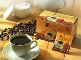 Café con ganoderma