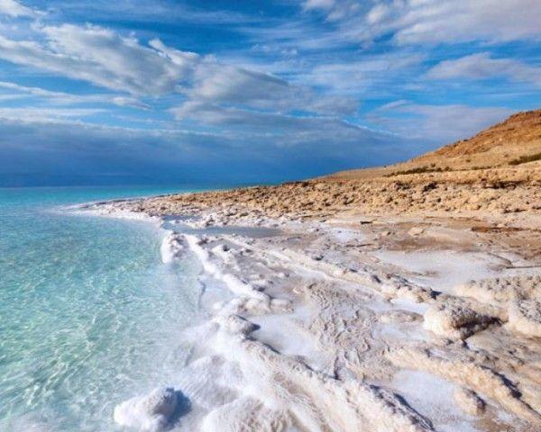 Mar Muerto en la cosmética