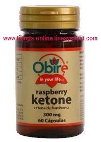 Raspberry ketone - Cetona de frambuesa