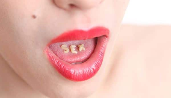 Sexo oral y cáncer de garganta