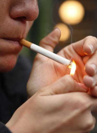 Cáncer de pulmón y el tabaco