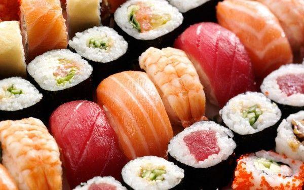Sushi – Receta