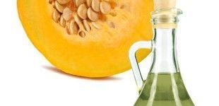 Aceite de semillas de calabaza o de auyama – Una fuente de salud