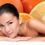 La vitamina C para la cara y cuello – Un antes y un después
