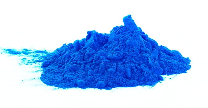 Ficocianina, el pigmento azul de la incomparable espirulina