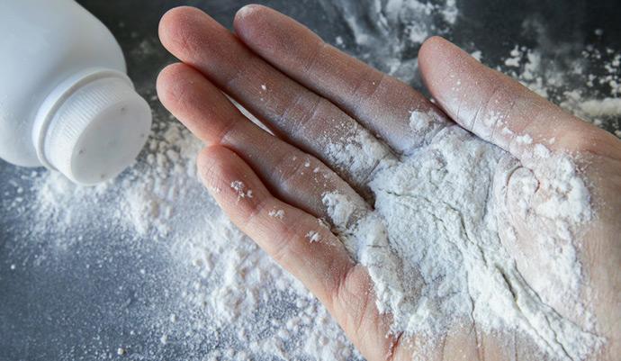 Los polvos de talco, ¿acarrea un peligro su uso?