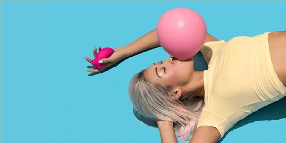 Juguete sexual que estimula un 75% más el clítoris que los vibradores convencionales