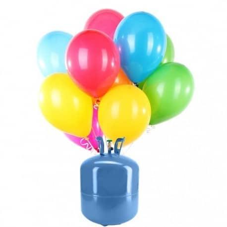 Helio un gas de moda que transforma la voz en un sonido - Llenar globos con helio ...