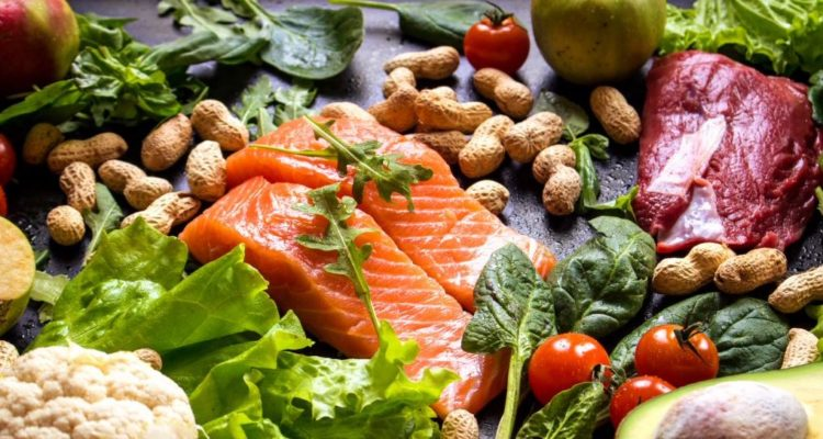 lista de alimentos para dieta paleolitica