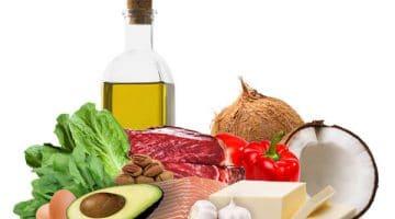 La dieta cetogénica, cetosis o ketosis en el metabolismo de las grasas