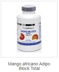 Mango africano para adelgazar
