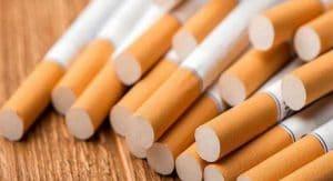 qué contiene un cigarrillo